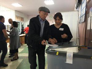 К 15:00 явка на выборах в Беслане составила 27,6%