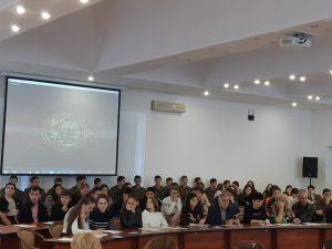 Северная Осетия приняла участие в международном Географическом диктанте