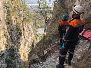Североосетинские спасатели проходят аттестацию