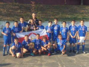 Владикавказские команды сразились в финале детского футбольного турнира в Ессентуках