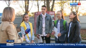 «Эрассик» — обладатель Гран-при международного медиафорума детского центра «Артек»