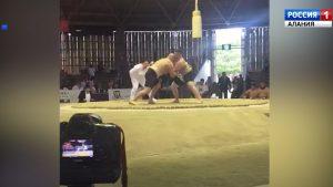 Осетинские сумоисты принесли победу сборной России на чемпионате мира в командном зачете