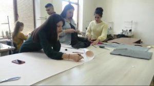 Владикавказская школа дизайна была признана одной из лучших на конкурсе «Подиум» в Сочи