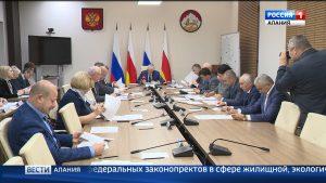 Совет парламента обсудил ряд республиканских и федеральных законопроектов