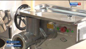 В пищеблоке владикавказского детсада №59 установили современное оборудование
