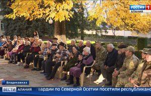 В рамках всероссийской акции сотрудники управления Росгвардии по Северной Осетии посетили республиканский геронтологический центр