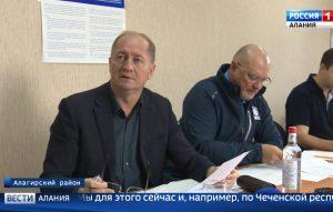 Заместитель генерального директора компании «Россети» проверил работу электросетевого комплекса республики