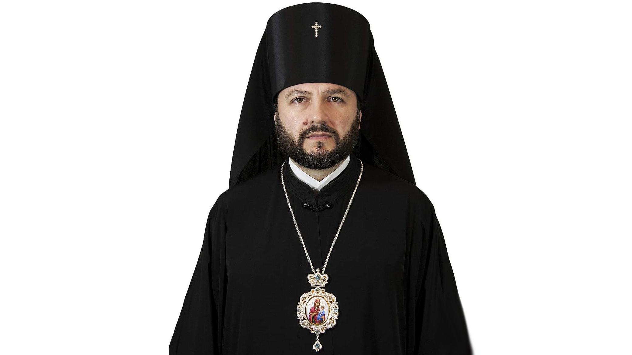 Владыка Леонид назначен заместителем председателя Отдела внешних церковных связей
