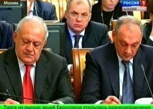 Таймураз Мамсуров принял участие в заседании Правительства России