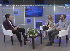 Культура. Алик Караев и Тамара Макоева