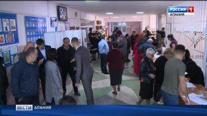 В Беслане прошли досрочные выборы депутатов городского собрания представителей седьмого созыва