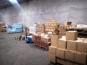 Росалкогольрегулирование в Северной Осетии обнаружило более 30 тысяч бутылок паленого алкоголя