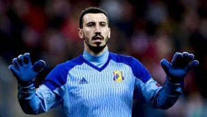 Сослан Джанаев вошел в состав сборной России по футболу на матчи отборочного турнира ЧЕ-2020