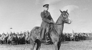 В Волгограде улице присвоили имя дважды Героя Советского Союза Иссы Плиева