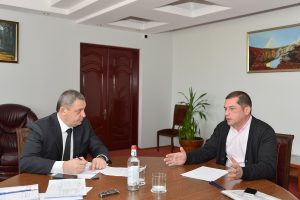 Русланбек Икаев: «2020-й мы объявляем годом борьбы с амброзией»