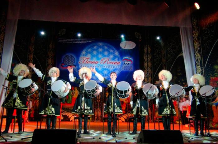 Ансамбль доулистов «Ритмы гор» завоевал гран-при международного фестиваля искусств «Сокровища Эллады»