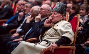В Москве избрали новый состав совета осетинской общины