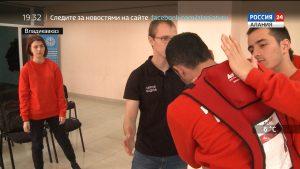 Масштабный проект обучения правилам оказания первой помощи стартовал в Северной Осетии