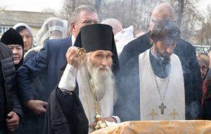 Оптинский старец Илий приехал в Северную Осетию