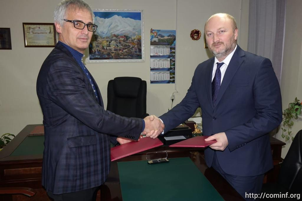 Государственные театры Южной и Северной Осетии подписали договор о сотрудничестве