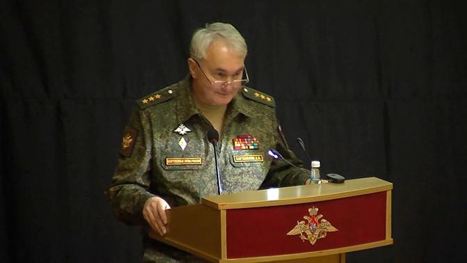 Сборы с руководящим составом органов военно-политической работы начались в Северной Осетии
