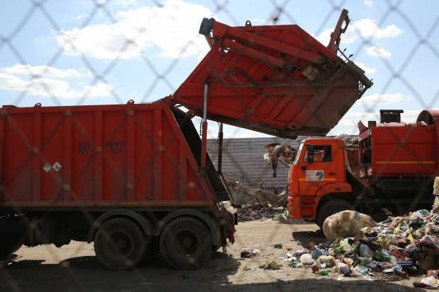 Северная Осетия вошла в число регионов, где есть риск прекращения предоставления услуги по вывозу мусора