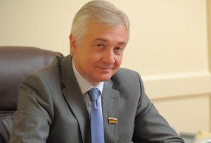 Алексей Мачнев поздравил коллектив ГТРК «Алания» со Всемирным днем телевидения