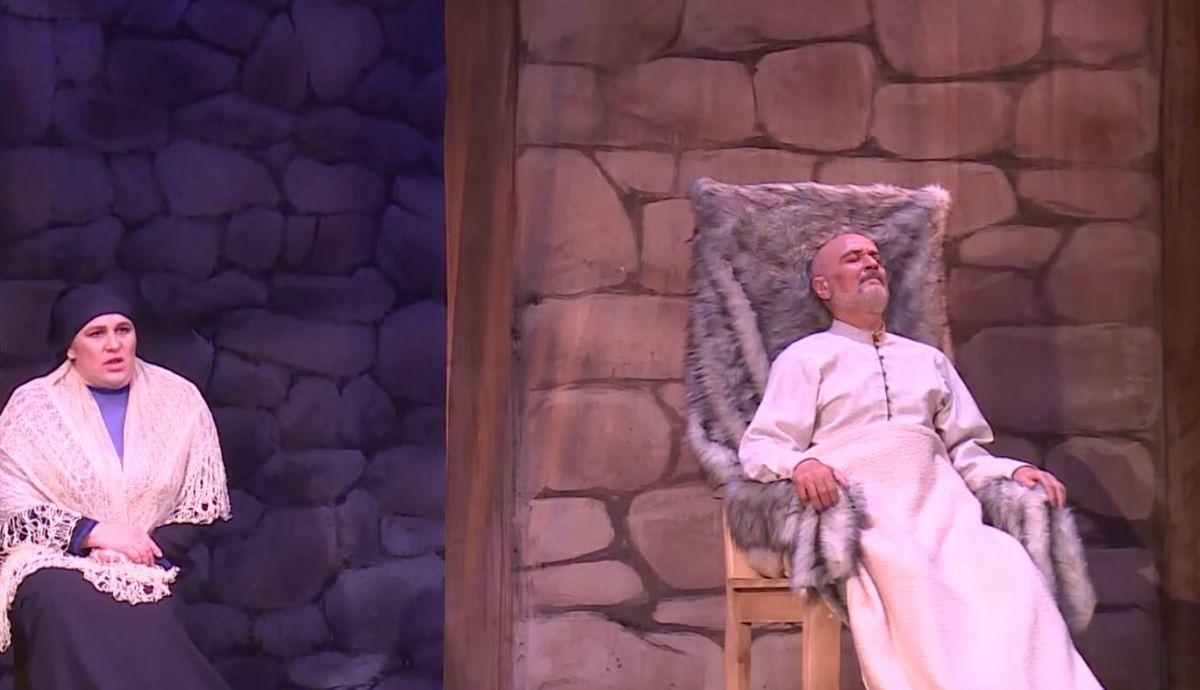Дигорский театр получил спецприз на Международном фестивале театров фольклора «Русский остров»