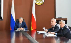 В рамках госпрограммы «Развитие СКФО» в Северной Осетии реализовано пять инвестпроектов