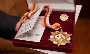 Владимир Гуриев награжден орденом «Слава Осетии»