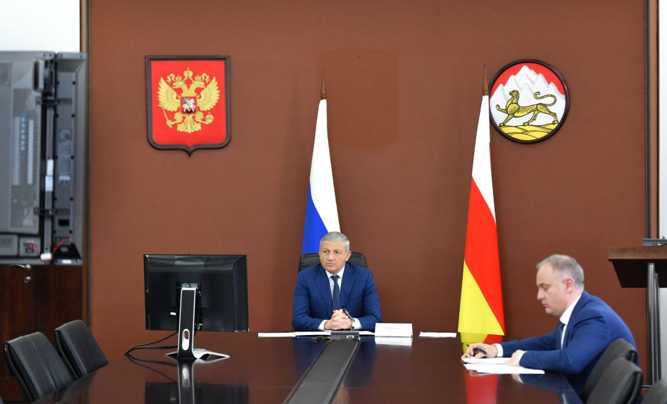 Вячеслав Битаров принял участие в заседании президиума Совета при президенте РФ