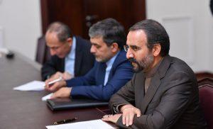 Вячеслав Битаров встретился с чрезвычайным и полномочным послом Ирана в РФ Мехди Санаи