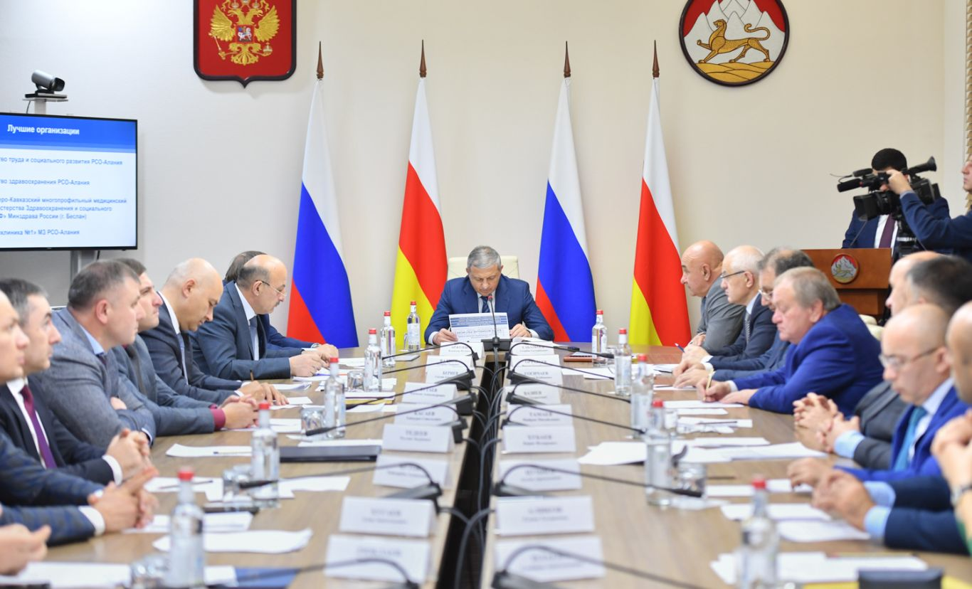 В Северной Осетии к концу года откроется учебный центр «Фабрика процессов»