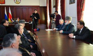 Вячеслав Битаров встретился с делегацией Азербайджана