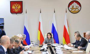 Во Владикавказе прошло первое заседание оргкомитета по подготовке к празднованию 100-летия образования РСО-А
