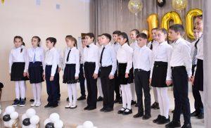 Мизурская школа отметила вековой юбилей