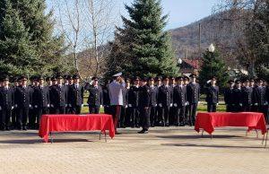 Новобранцы республиканского МВД приняли присягу на Мемориале Славы