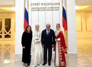Учитель осетинского языка Жанна Кораева завоевала гран-при всероссийского конкурса