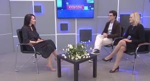 Культура. Артур Омаров и Елизавета Чухарова