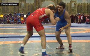 Осетинские борцы завоевали три золотые медали на турнире памяти Сослана Андиева