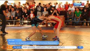 В Дигоре прошел турнир по вольной борьбе памяти Солтана Бердиева