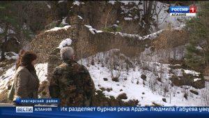 В Северной Осетии активисты расчищают территорию исторического памятника Зылын дуар