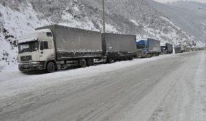 Военно-Грузинскую дорогу открыли для легковушек