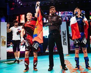 Никита Кульшин из Северной Осетии стал победителем первенства мира по ММА