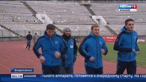 Североосетинские легкоатлеты-паралимпийцы начали подготовку к чемпионату России