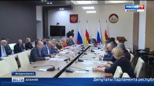 Парламент РСО-А направил в Госдуму законопроект об увеличении минимального размера зарплат отдельных категорий работников