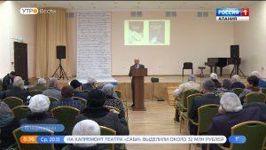 В Научной библиотеке презентовали новые книги Амурхана Кибирова