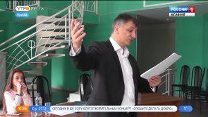 В Национальной научной библиотеке пройдет презентация новой книги Асланбека Пагиева