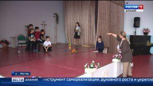 В ногирской школе реализуют творческий проект, получивший грант партии «Единая Россия»