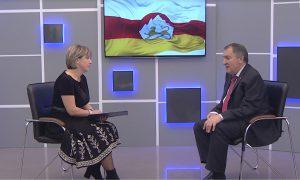 Россия 24. 25-летие принятия Конституции РСО-А